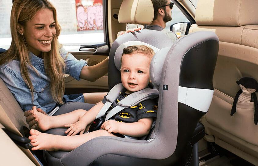 ปีใหม่นี้ เดินทางกับลูกน้อยบนรถยนต์อย่างไรให้ปลอดภัย